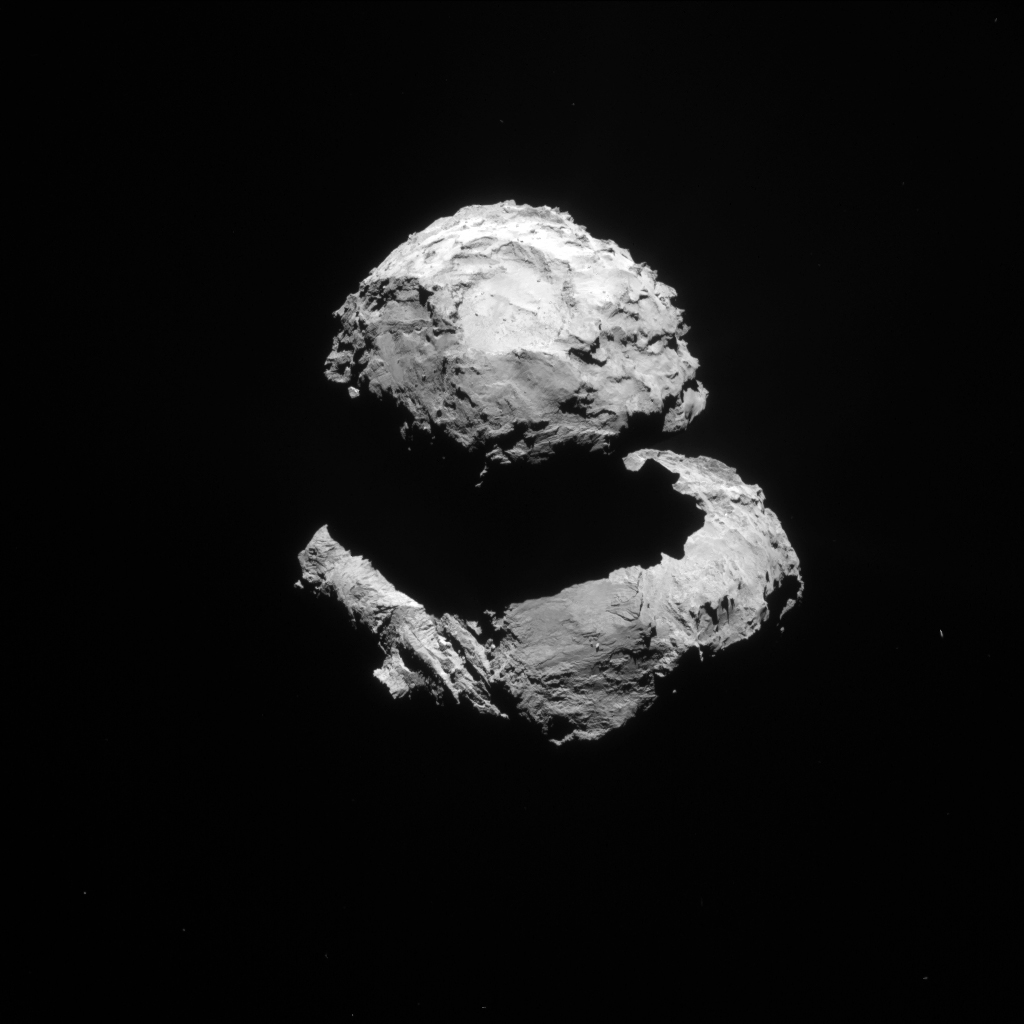philae found! rosetta space science our activities esa - HD 1024×1024