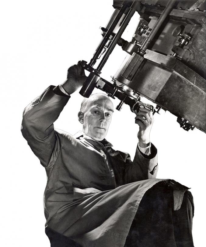 L'astronome néerlandais Jan Oort. Crédit : Leiden Observatory